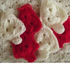 Sapin facile au crochet dans CROCHET/TRICOT dscf2514-300x272